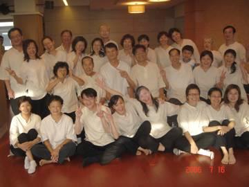 2006年7月基礎班記錄~李曉玲
